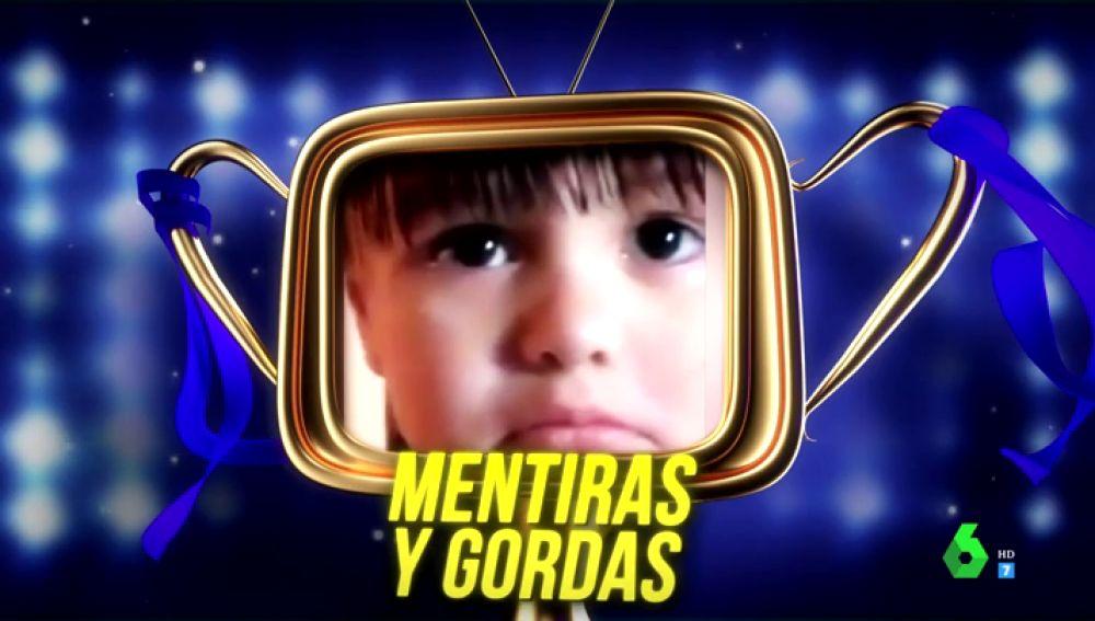 MENTIRAS Y GORDAS ZAPEANDO