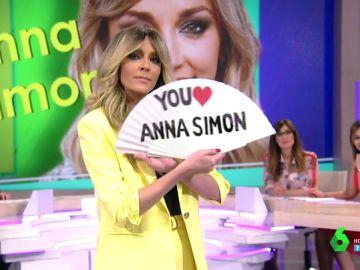 ¿Por qué es Anna Simon la presentadora de verano en Zapeando? Esta es la conversación que la 'colocó' como la sustituta de Frank Blanco