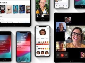 iOS 12, actualmente en desarrollo, se lanzará como actualización a todos los usuarios en septiembre