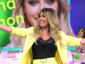 Anna Simon nueva presentadora de Zapeando en verano