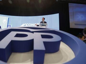 Pablo Casado en el Congreso Extraordinario del PP