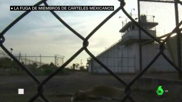Prisión en México.