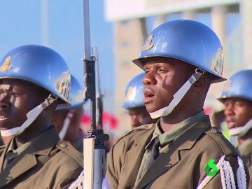 Soldados de Suazilandia