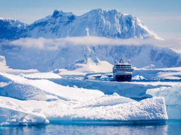 MS Midnatsol Antártida
