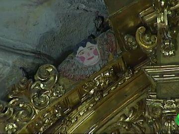 Retablo de la iglesia de San Sebastián, Reinosa