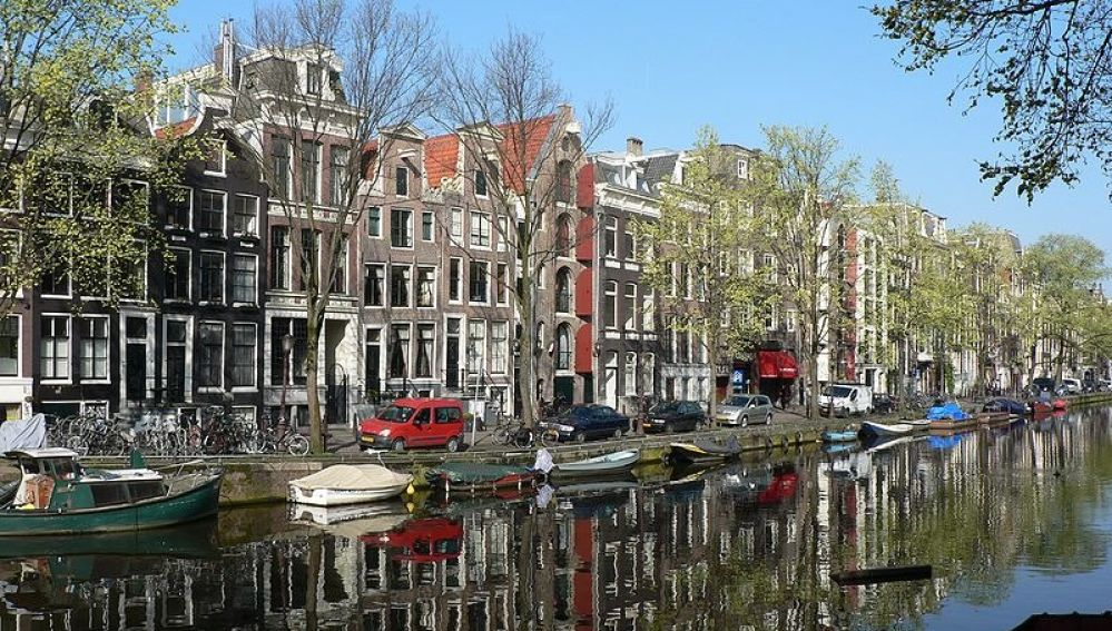 Amsterdam. Ciudad Dog Friendly