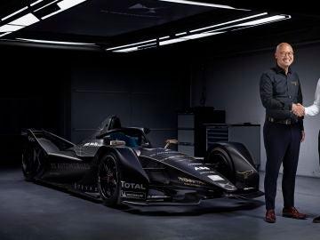 DS se asocia al vigente Campeón de la Fórmula E en busca de títulos