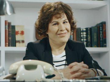 Joaquín Reyes da vida a Soraya Sáenz de Santamaría