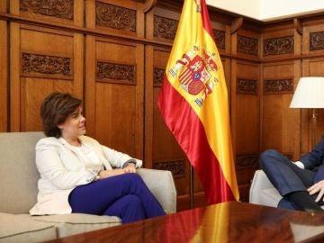 laSexta Noticias (25-07-18) Sáenz de Santamaría pide a Casado que respete su 43% de apoyos en la nueva dirección del Partido Popular