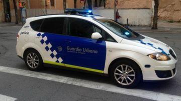 Coche de Guardia Urbana de Tarragona