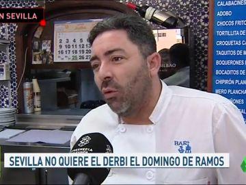 Enfado de la afición sevillana porel calendario liguero: el derbi coincidirá con el Domingo de Ramos