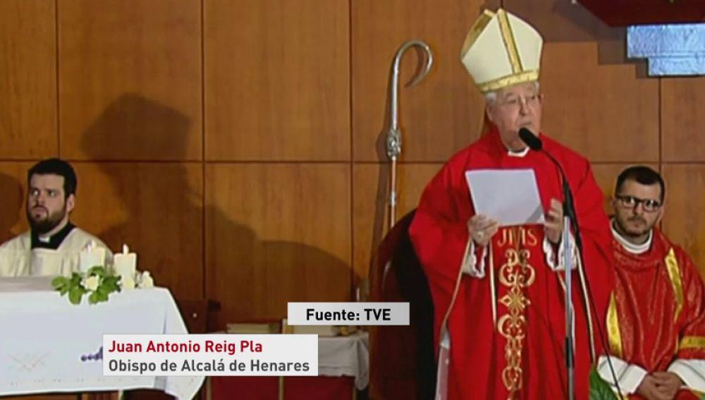 """VÍDEO REEMPLAZO El obispo Reig Pla carga contra los anticonceptivos: """"Conllevan el deterioro moral en torno a la sexualidad"""""""