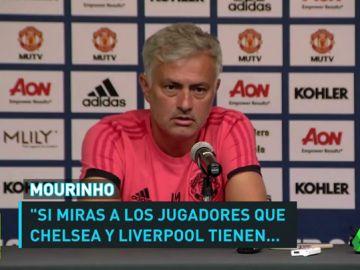 Mourinho fichajes