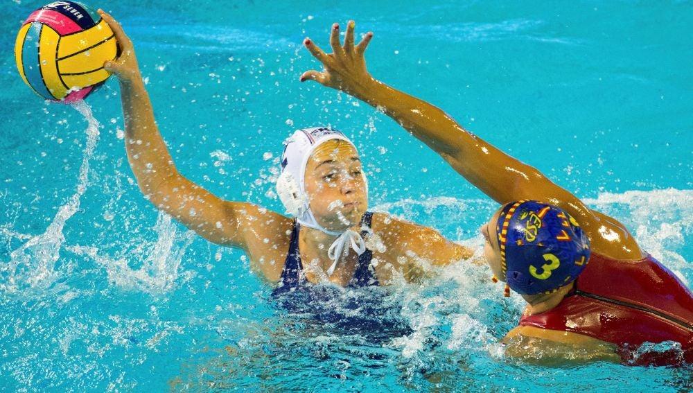 Selección española de waterpolo