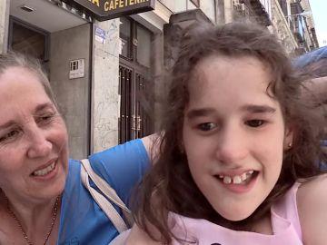 Shamira, la niña asturiana con una enfermedad rara que Alejandro Guerra utilizó para su última estafa