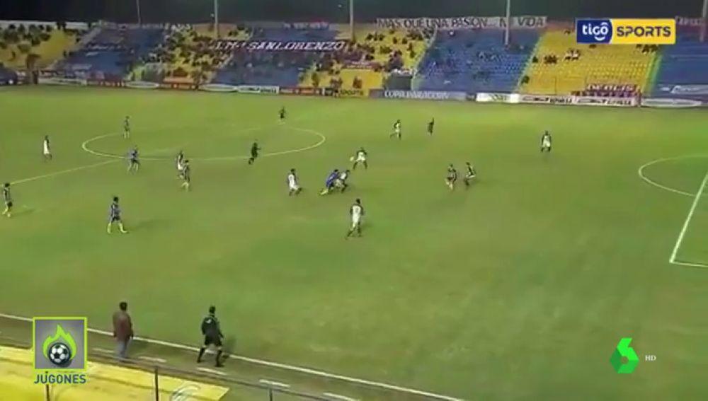 LA SEXTA TV | Mario Ricardo, el jugador que perdió un ojo con diez ...