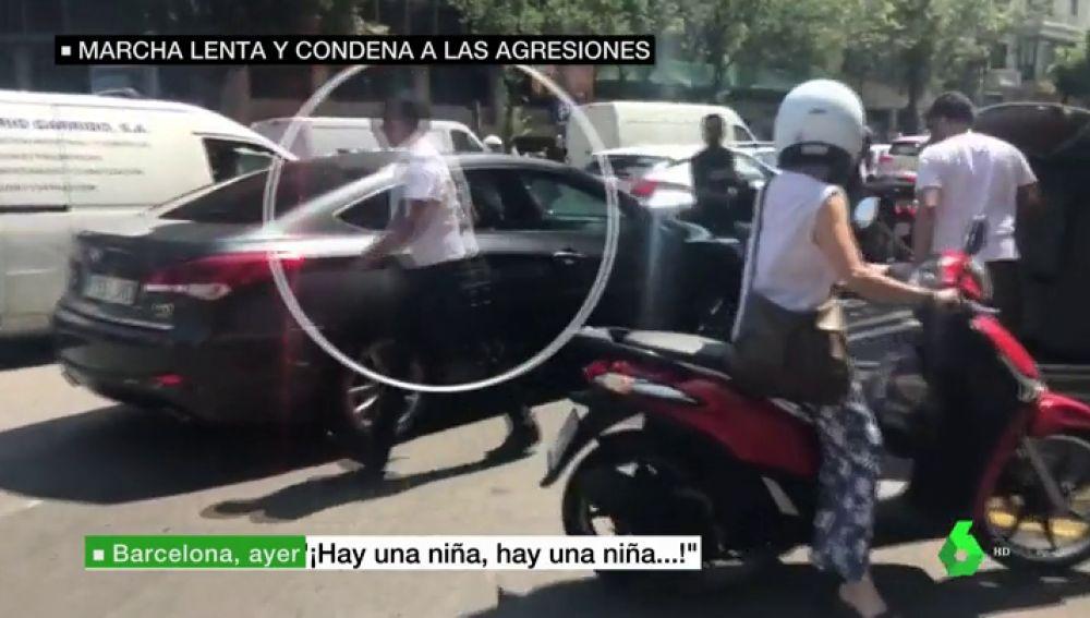 incidentes taxi