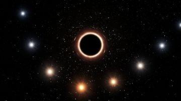 Probada la relatividad general Einstein cerca de un agujero negro supermasivo