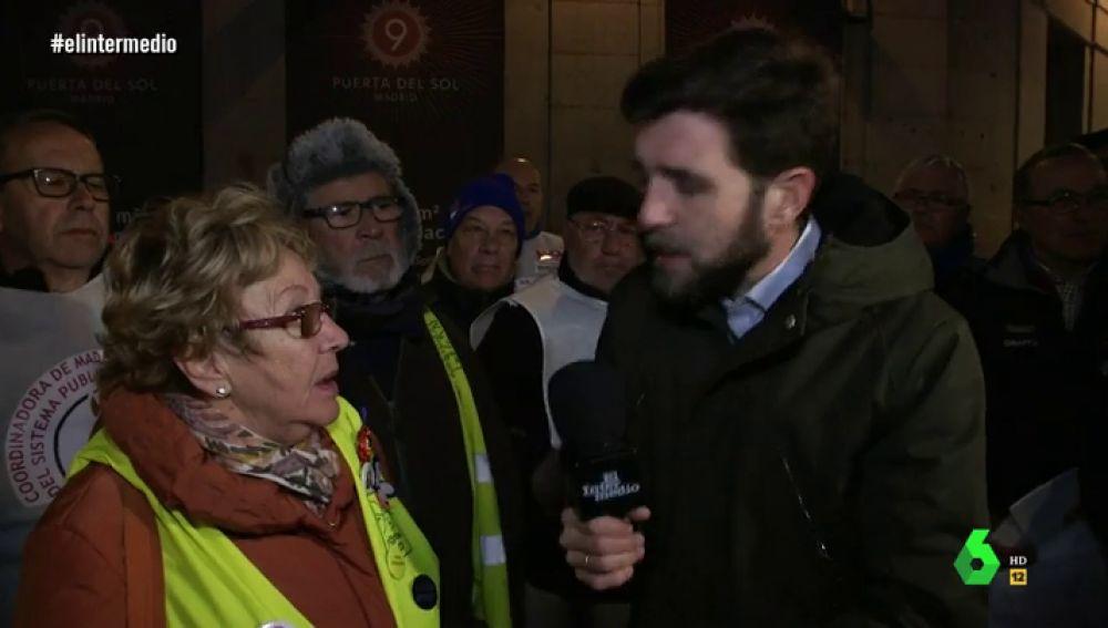 Trabajar toda una vida para no llegar a fin de mes, la vida de miles de pensionistas en España que mostró Gonzo en El Intermedio