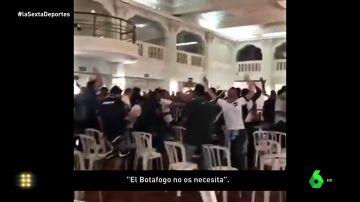 Hinchas Botafogo