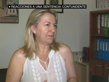 Yolanda Besteiro, asociación de Mujeres Feministas