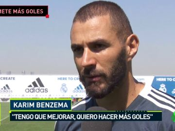 benzema promete goles