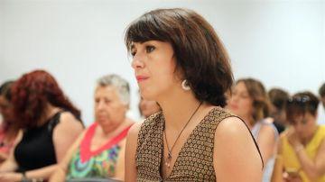 En la imagen, Juana Rivas