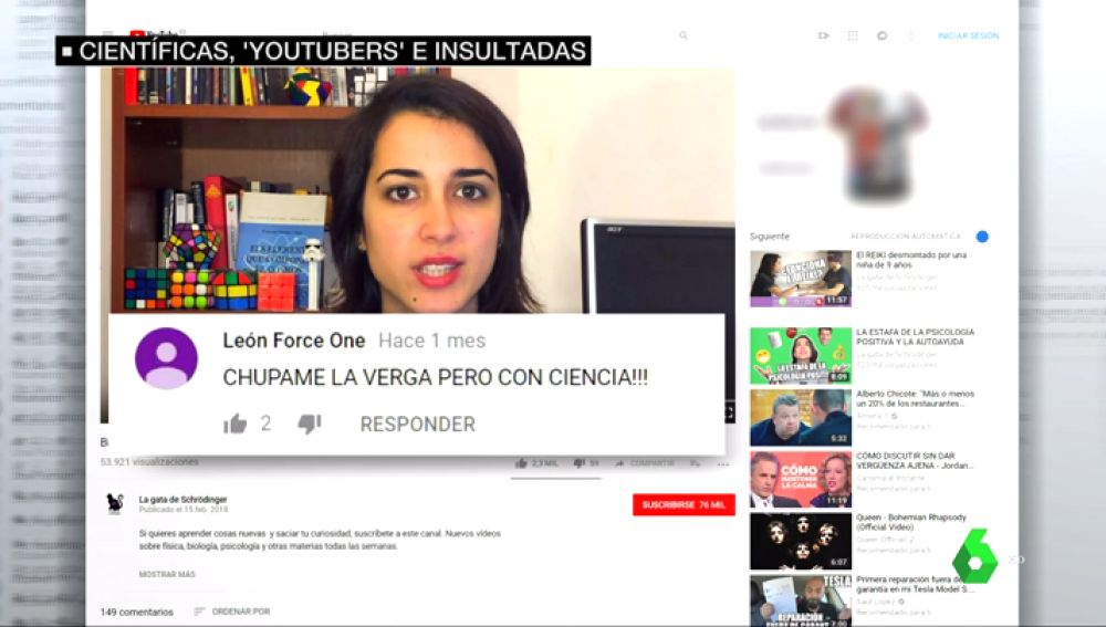 youtuberscientificas