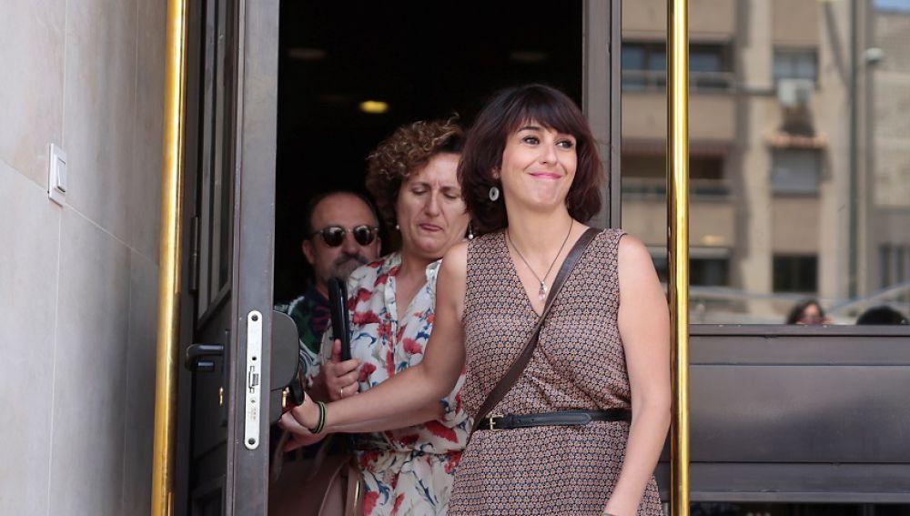 Juana Rivas en una imagen de archivo