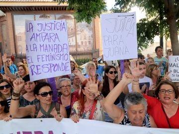 Concentrado convocada este viernes en Maracena para apoyar a Juana Rivas