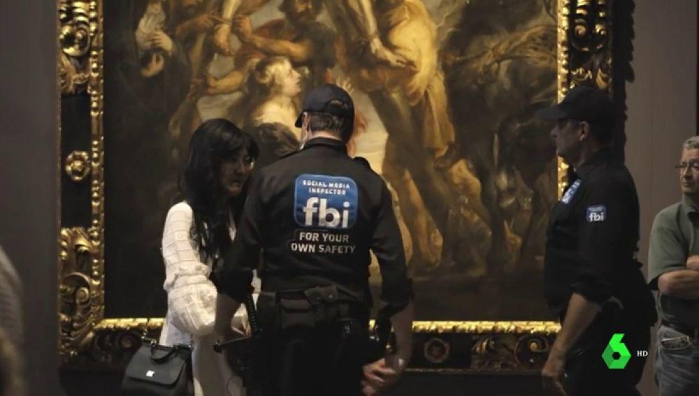 Flandes pone en evidencia el puritanismo de Facebook: prohíbe ver cuadros con desnudos en el museo si usas la red social