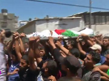 Soldados israelís asesinan a disparos a dos palestinos durante las manifestaciones en Gaza