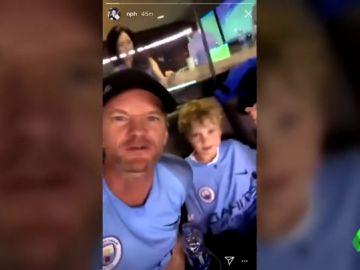 El error de Neil Patrick Harris con el Manchester City que los 'citizens' no olvidarán