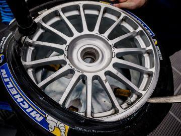 Neumáticos de la F1