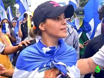 Nahomy Urbina, la 'Comandante Macha'