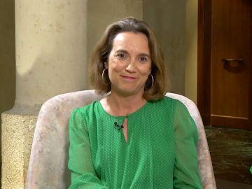 """Cuca Gamarra sobre el papel de Sáenz de Santamaría en el PP: """"Necesaria para España y allí donde quiera estar, ella va a poder estar"""""""