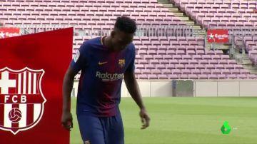 """El recado de Valverde para Yerry Mina: """"Es el goleador de Colombia en el Mundial... pero nosotros le queremos para defender"""""""