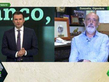 """Francisco Etxebarría explica qué se verá tras levantar la losa de Franco: """"Al principio, dará la impresión de que no está allí"""""""