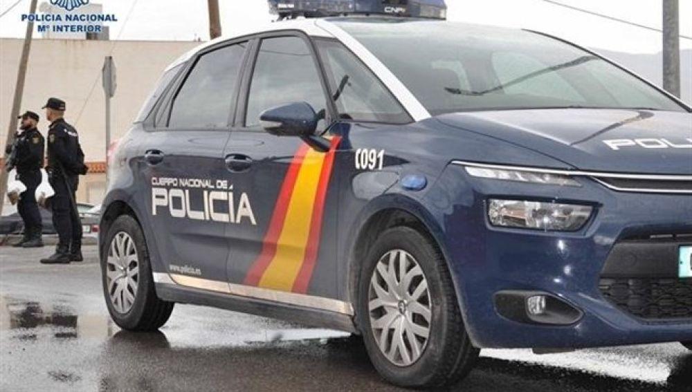 Coche de la policía