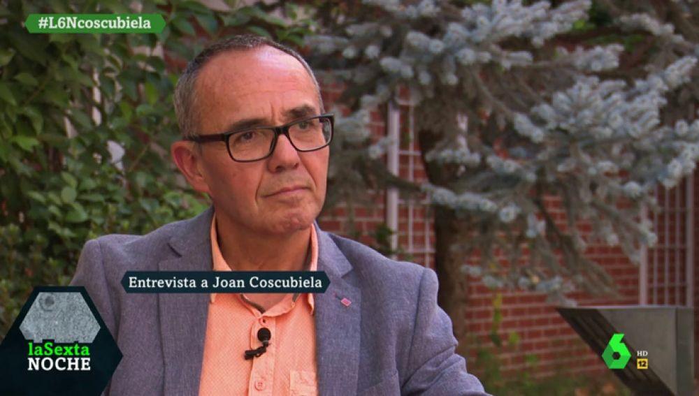 """Joan Coscubiela: """"Cinco años después de llamar corrupto a Rajoy, se ha demostrado que yo tenía razón"""""""