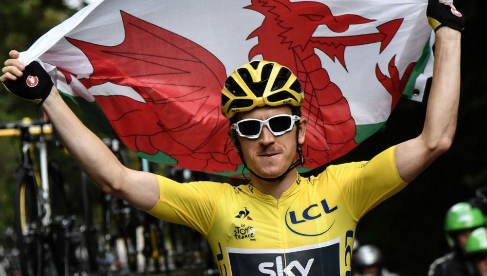 Geraint Thomas, campeón del Tour de Francia 2018