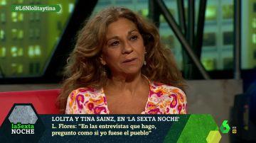 """Lolita Flores: """"Me hubiese gustado hacerle una entrevista a mi madre"""""""