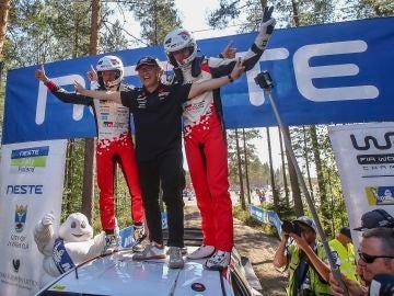 Final Rally de Finlandia 2018