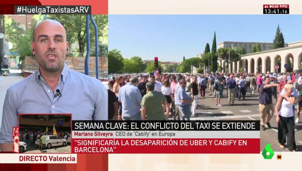 """Mariano Silveyra: """"Cabify es una empresa española, factura y tributa el 100% de su actividad aquí"""""""
