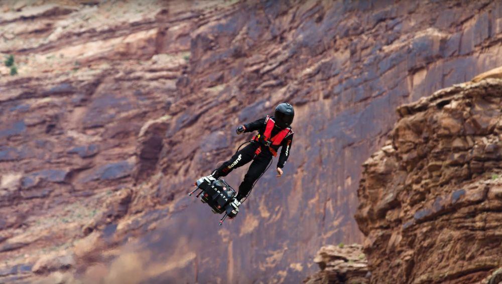 Aerodeslizador Flyboard Air