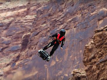 Aerodeslizador Flyboard Air