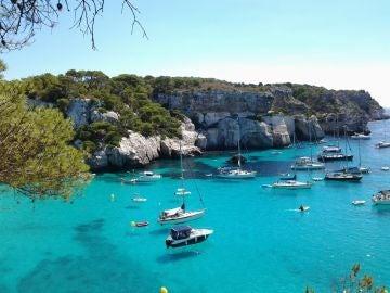 Menorca. Vistas