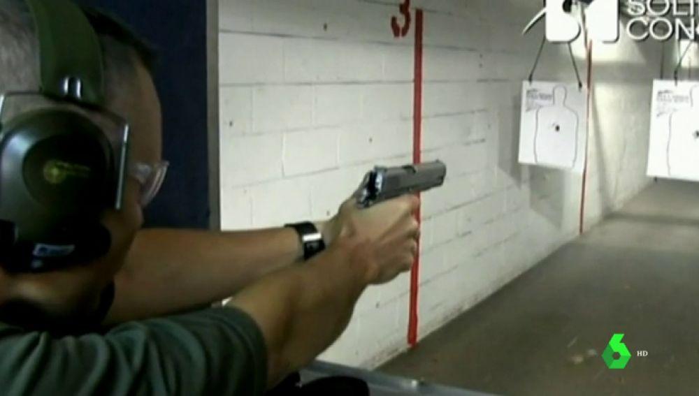 Ofensiva legal contra armas fabricadas por una impresora 3-D en EEUU