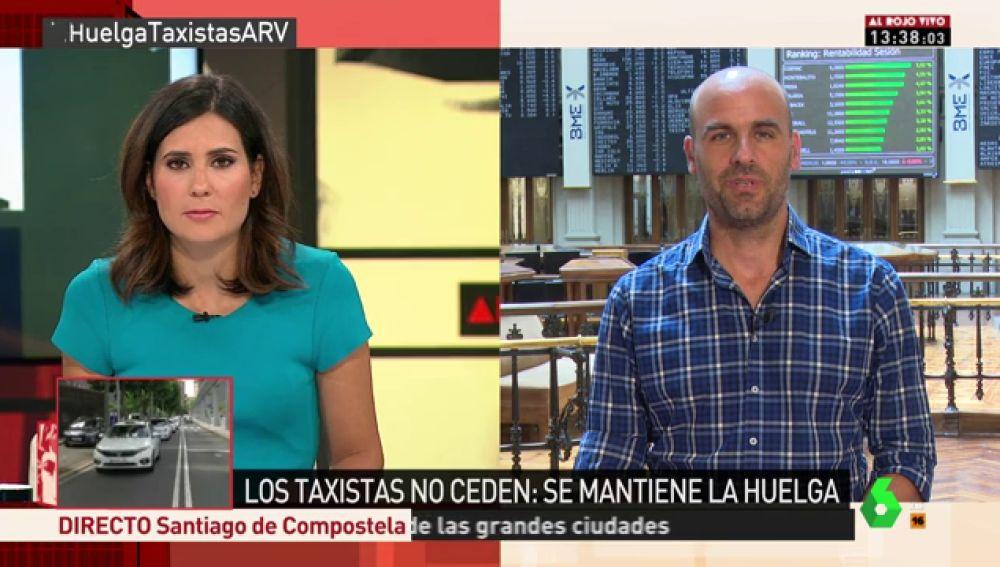 """Mariano Silveyra, CEO de Cabify: """"Las VTC tienen que seguir porque tienen un derecho adquirido y cumplen la legalidad"""""""