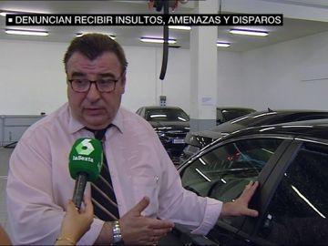 Armand Baquero, conductor de Cabify